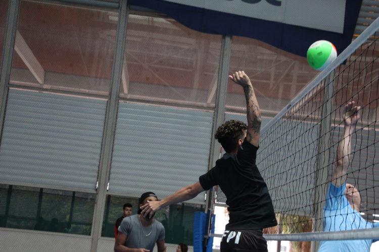 Voleibol no Sesc Santana